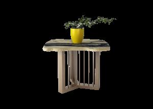 Cross Coffe Table Marmer